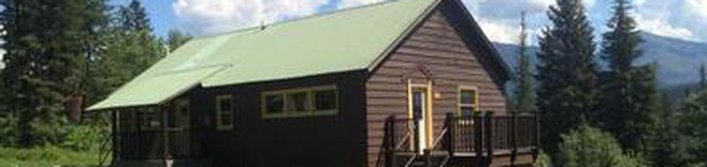 Anna Creek Cabin