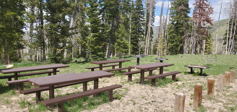 Miller Flat Reservoir Campground GroupMiller Flat Reservoir Campground