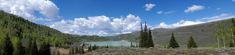 Miller Flat Reservoir Campground