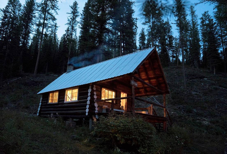 Ninko Ninko cabin in the summer