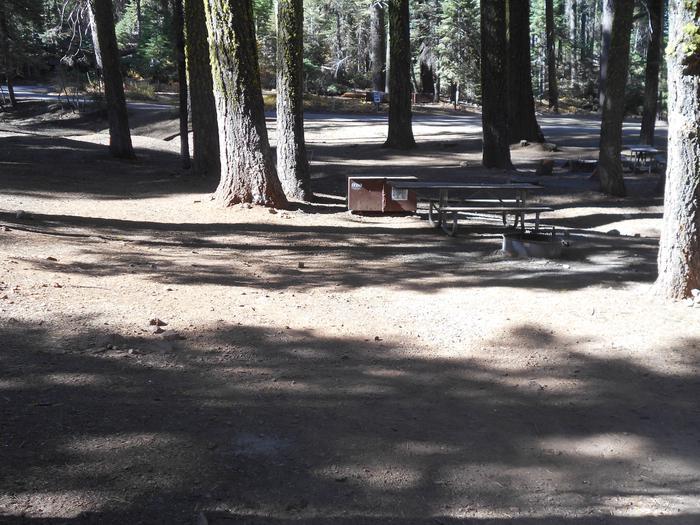 Crane Flat Site 240