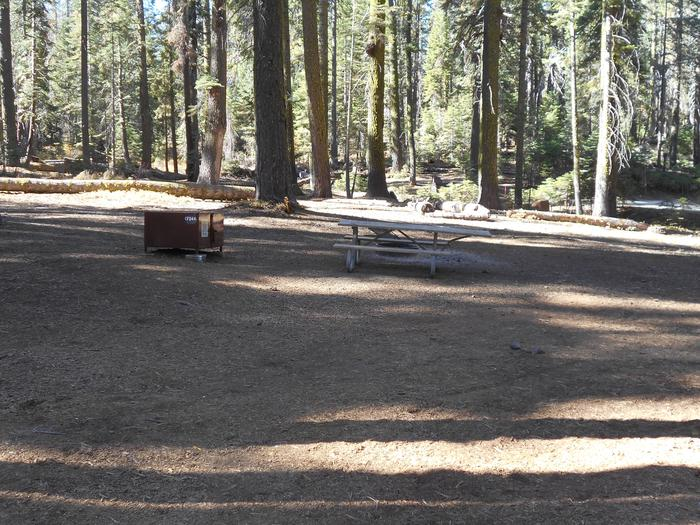 Crane Flat Site 244