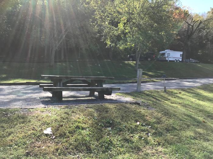 OBEY RIVER PARK SITE #112 TABLEOBEY RIVER PARK SITE #112