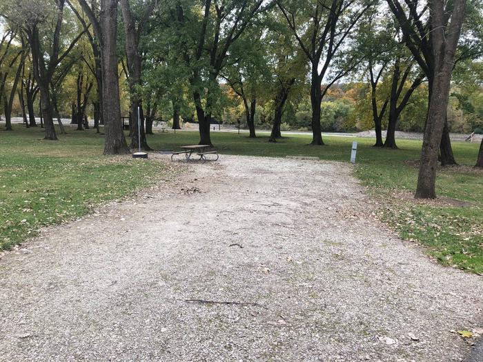 Howell Station Site 76