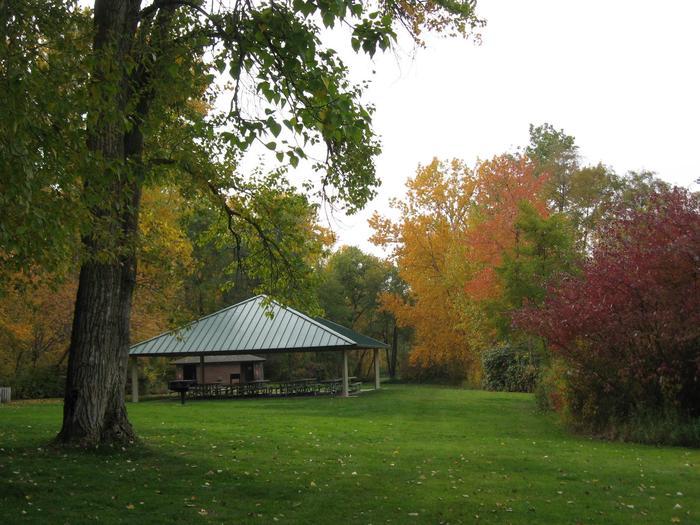 Reservable Picnic ShelterPicnic Shelter at Rooks Park