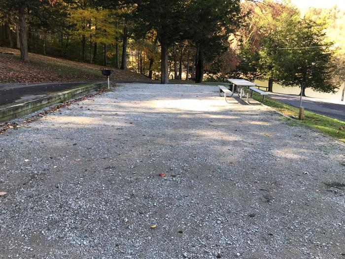 OBEY RIVER PARK SITE #116 GRAVEL PADOBEY RIVER PARK SITE #116