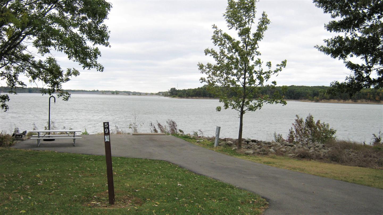 Site 59 Driveway Fall 2019
