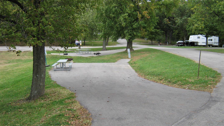 Site 61 Driveway Fall 2019