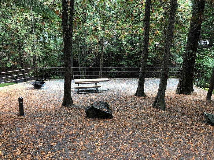 Albeni Cove Site 2