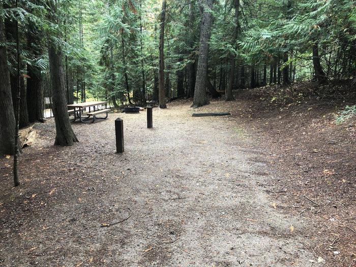 Albeni Cove Site 4