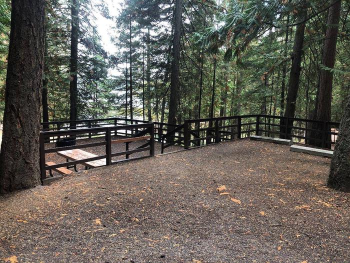 Albeni Cove Site 6