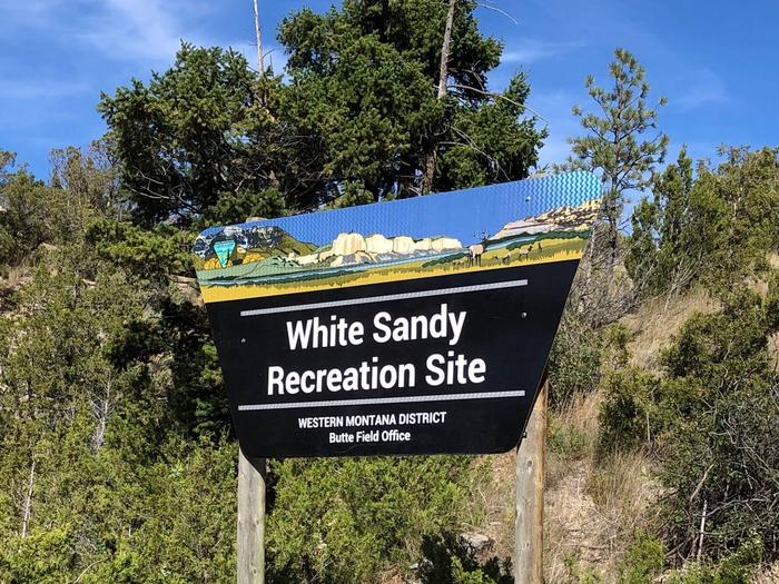 Preview photo of White Sandy Campground