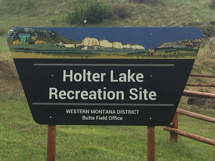 Preview photo of Holter Lake Campground
