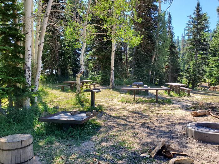 Lake Canyon Campground - Lake Canyon B