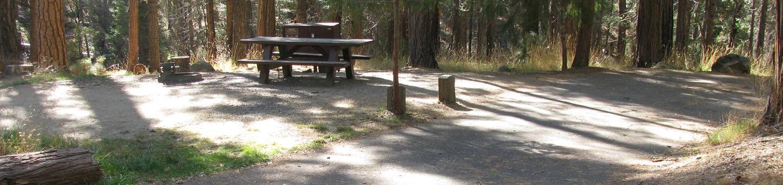 Dimond O Campground, Site #23