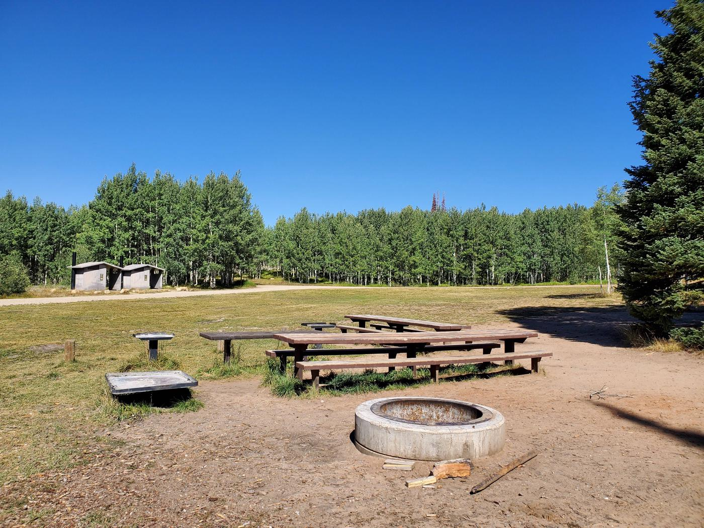 Lake Canyon Campground - Rolfson Group Site B
