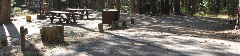 Dimond O Campground Sites 24/25