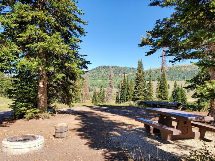 Lake Canyon Campground - Site 38
