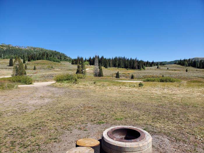 Lake Canyon Campground - Site 17