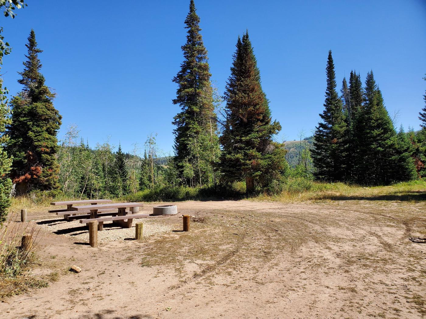 Lake Canyon Campground - Site 11