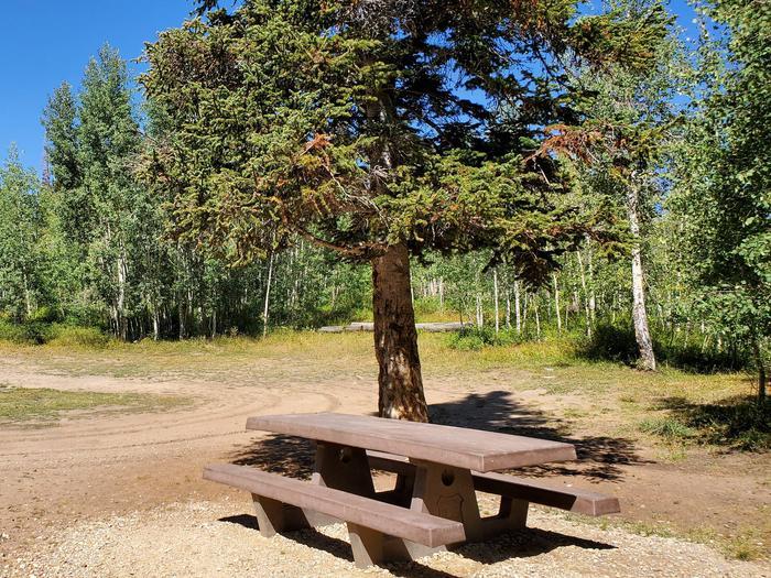Lake Canyon Campground - Site 12