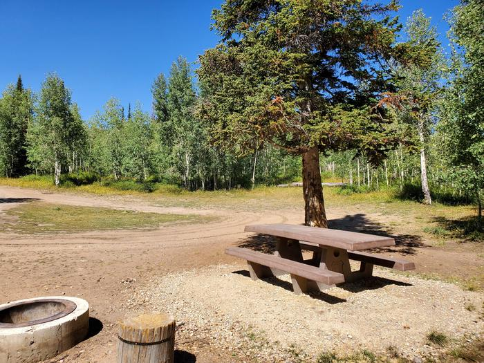 Lake Canyon Campground - Site 12