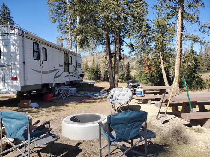 Lake Canyon Campground - Site 24