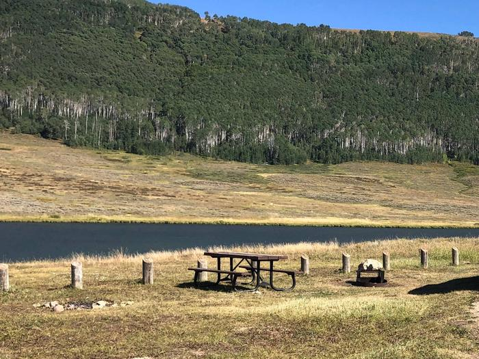 Gooseberry Reservoir Campground - Site 2
