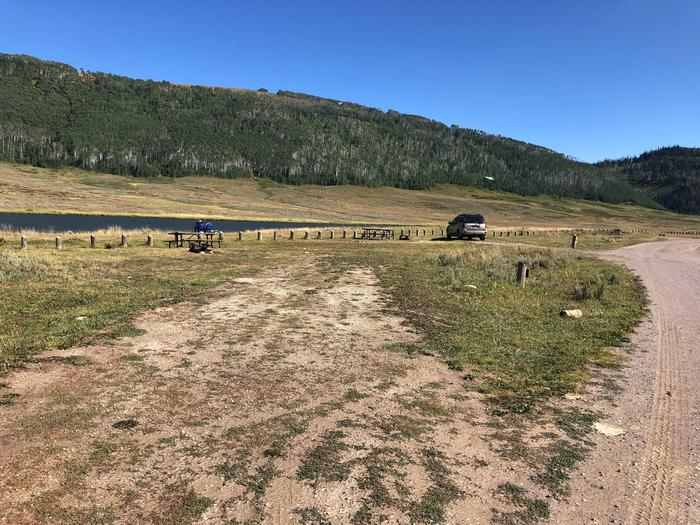 Gooseberry Reservoir Campground - Site 3