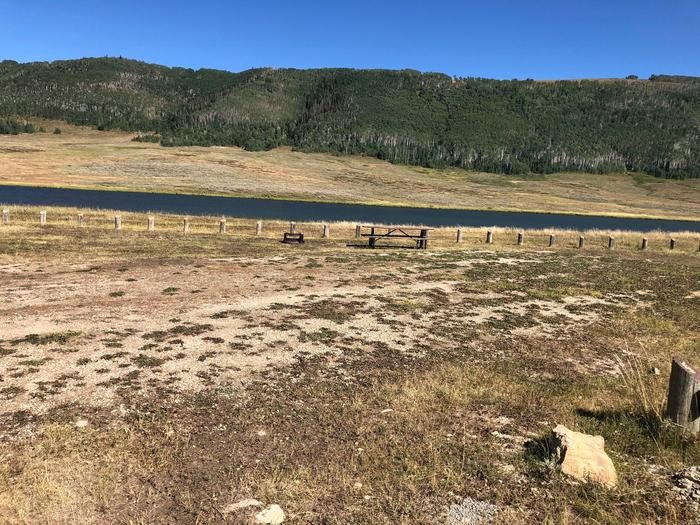 Gooseberry Reservoir Campground - Site 5
