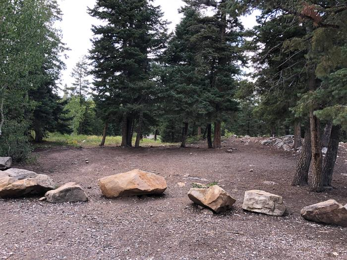 Lake Hill Campground - Site 4