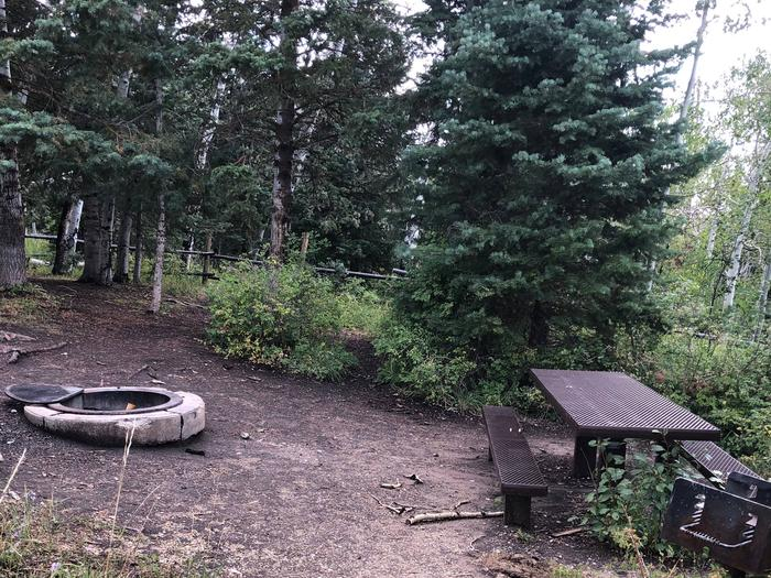Lake Hill Campground - Site 9