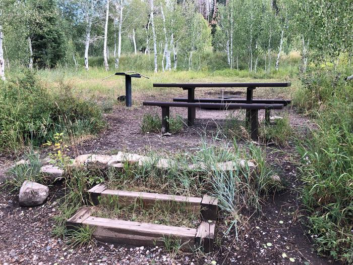 Lake Hill Campground - Site 11