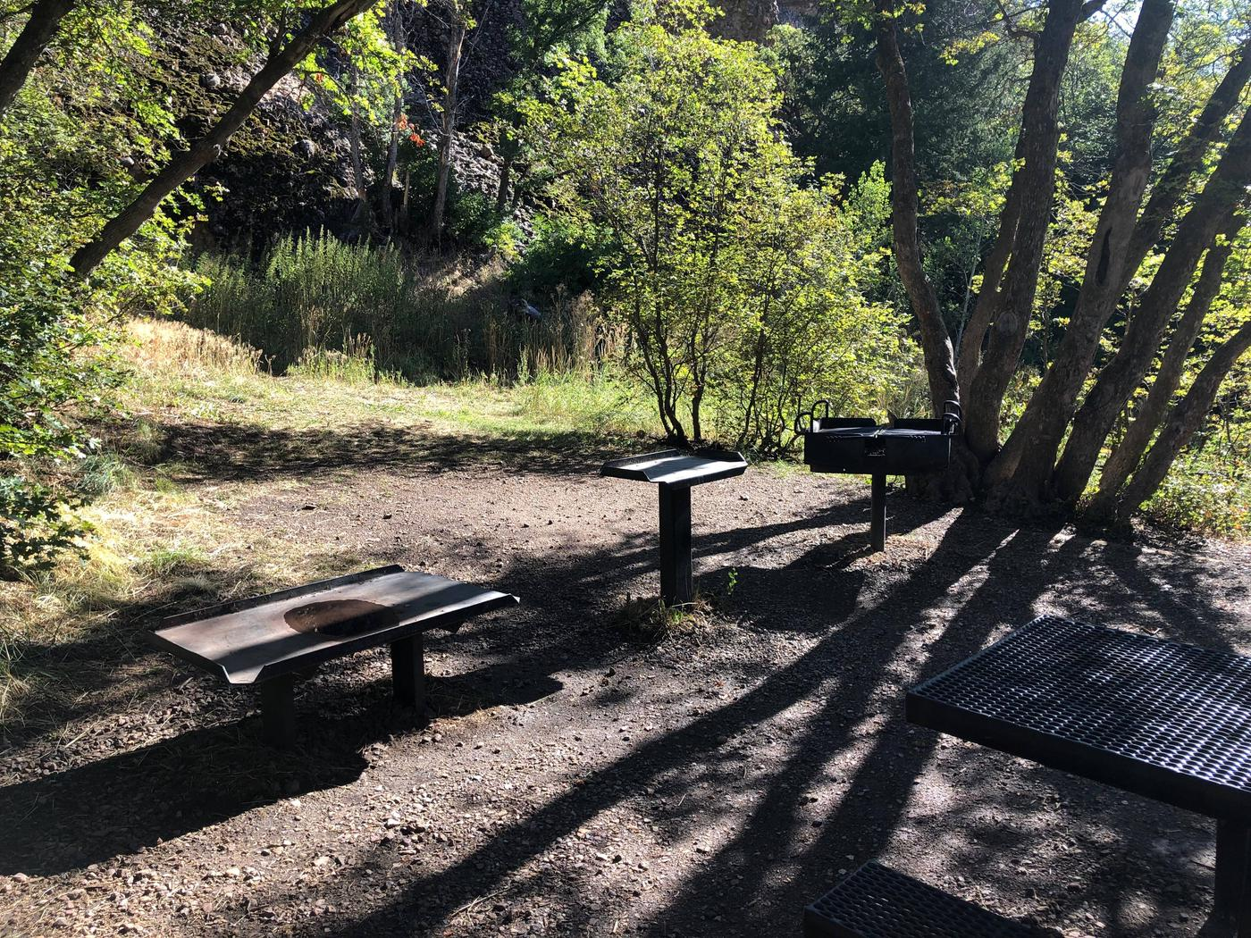 Maple Canyon Campground - Site 1