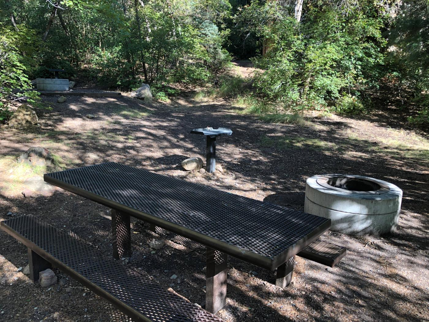 Maple Canyon Campground - Site 2