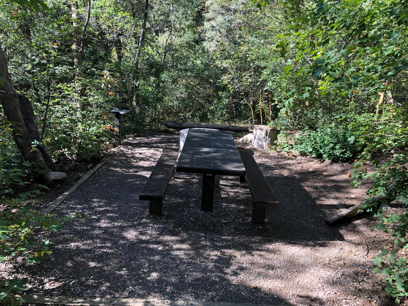 Maple Canyon Campground - Site 4