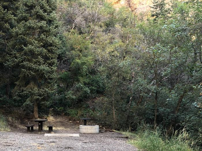 Maple Canyon Campground - Site 9