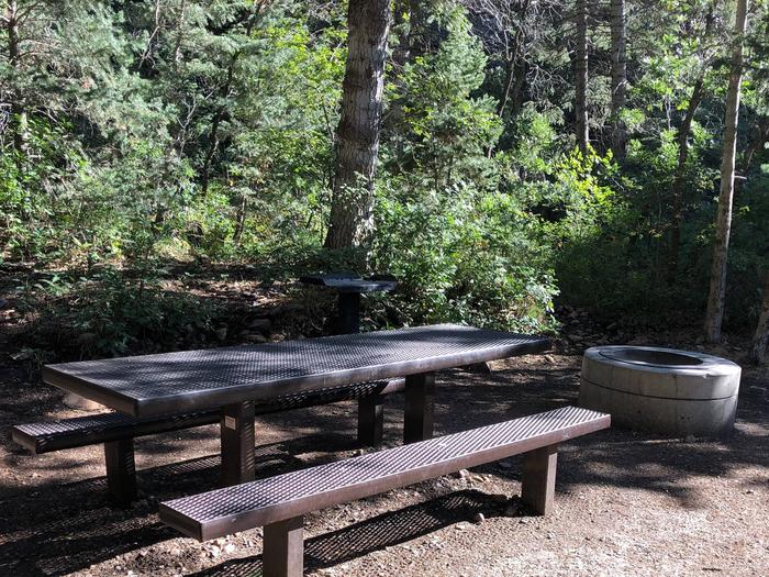 Maple Canyon Campground - Site 10