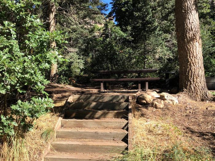 Maple Canyon Campground - Site 11