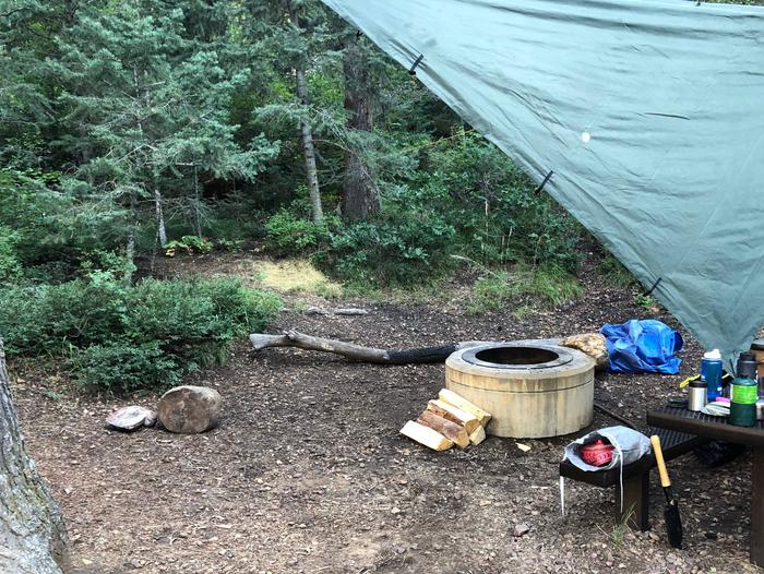 Maple Canyon Campground - Site 12