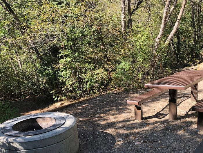 Maple Canyon Campground - Site 15