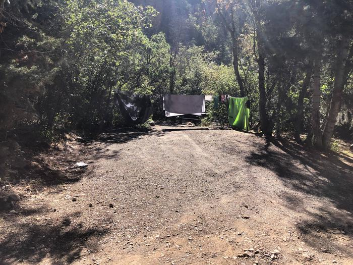 Maple Canyon Campground - Site 16