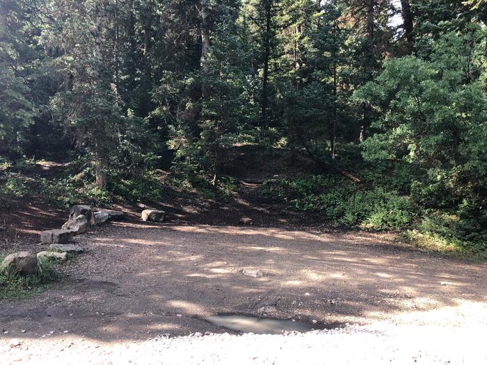 Manti Community Campground - Site 5