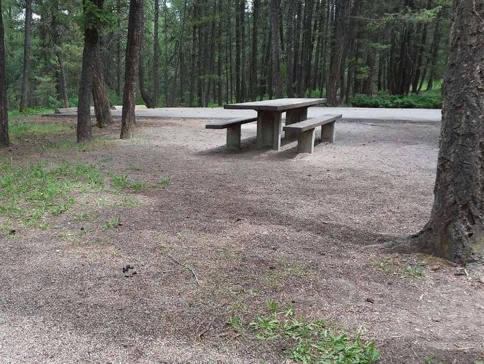 Site 41Rexford Bench Site 41