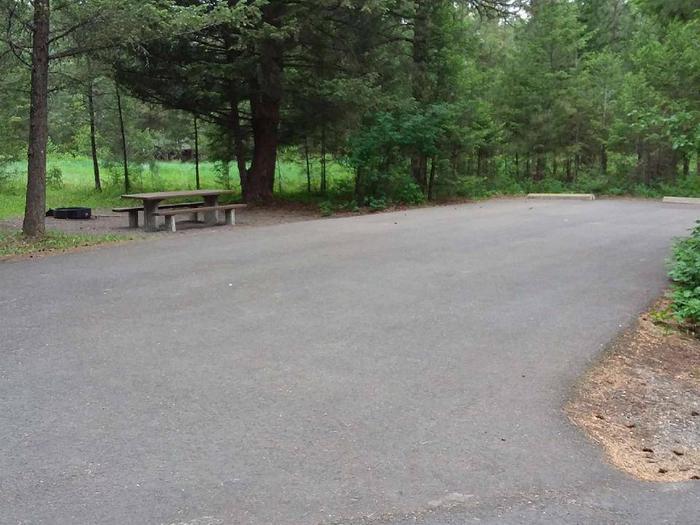 Site 25Rexford Bench Site 25