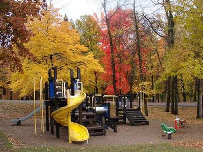 GULL LAKE RECREATION AREAPlayground for the Kids