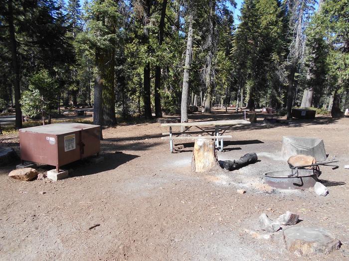 Crane Flat Site 403