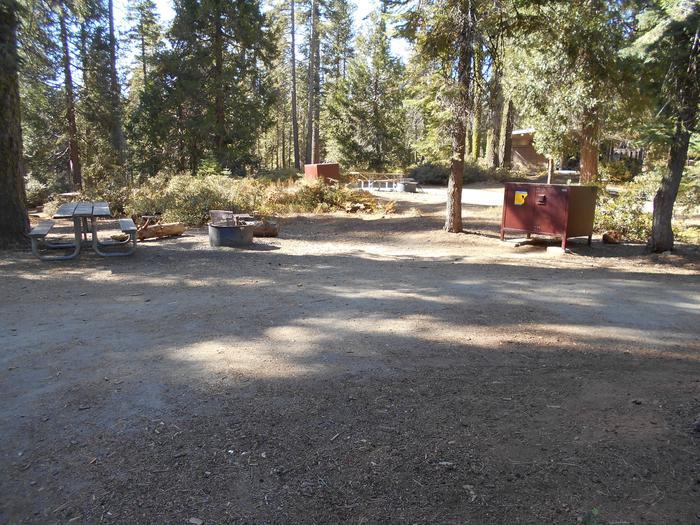 Crane Flat Site 421