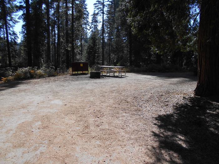 Crane Flat Site 423