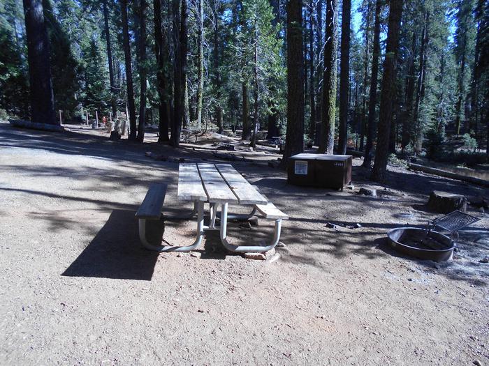 Crane Flat Site 414